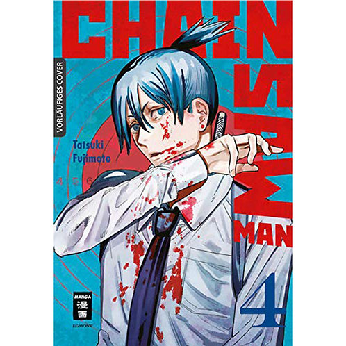 Chainsaw Man - Band 4 (Manga | Egmont Manga)