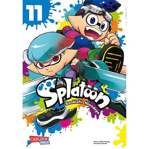 Splatoon - Band 11 (Manga   Carlsen Manga)