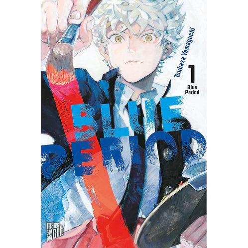 Blue Period - Band 1 (Manga | Manga Cult)