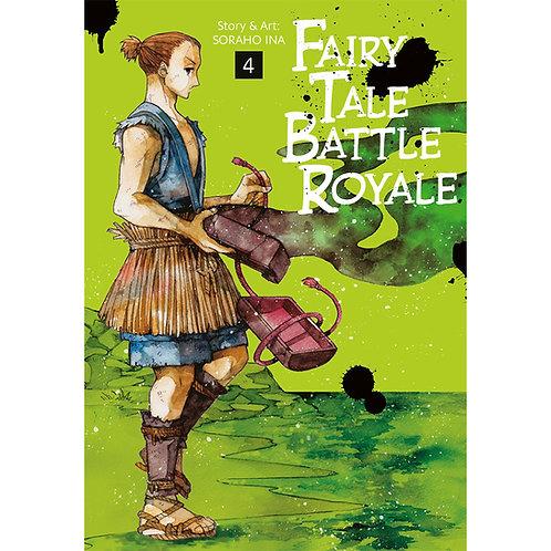Fairy Tale Battle Royale - Band 4 (Manga   Carlsen Manga)