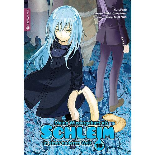 Meine Wiedergeburt als Schleim... - Band 13 (Manga   altraverse)