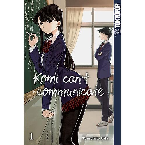 Komi can't communicate - Band 1 (Manga | TokyoPop)