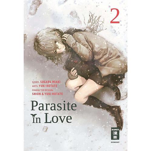 Parasite in Love - Band 2 (Manga | Egmont Manga)