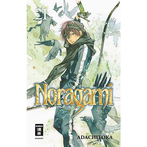 Noragami - Band 21 (Manga | Egmont Manga)