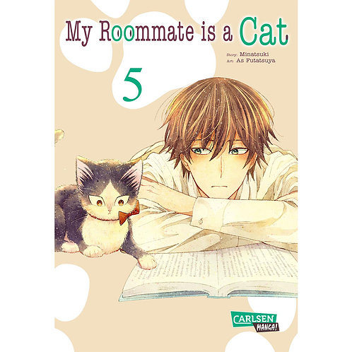 My Roommate is a Cat  - Band 05 (Manga   Carlsen Manga)