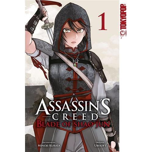 Assassin's Creed - Blade of Shao Jun - Band 1 (Manga | TokyoPop)