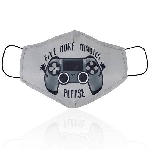 Play Five More Minutes (Maske)