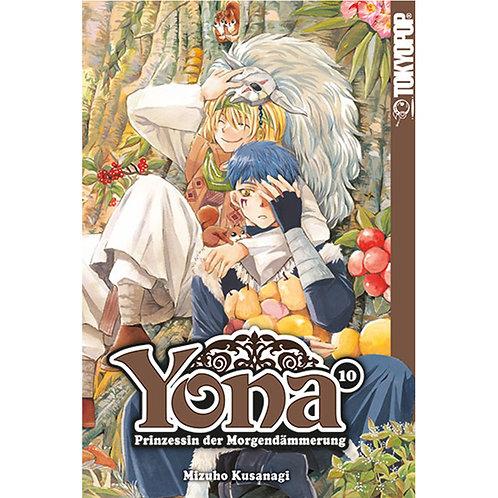Yona - Prinzessin der Morgendämmerung - Band 10 (Manga   TokyoPop)