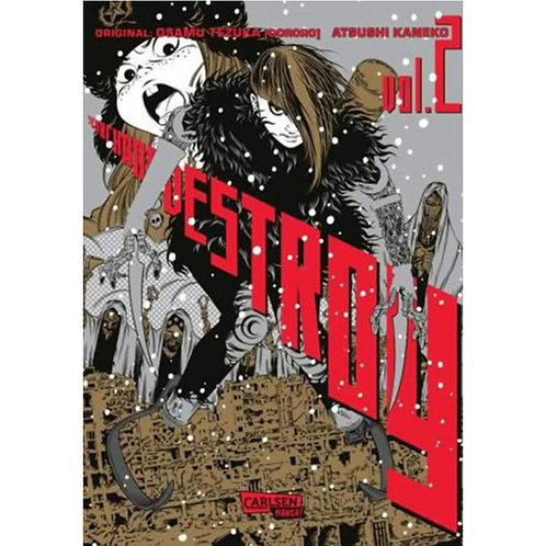 Search and Destroy - Band 2 (Manga | Carlsen Manga)