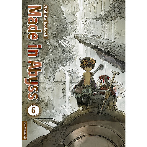 Made in Abyss - Band 6 (Manga | altraverse)