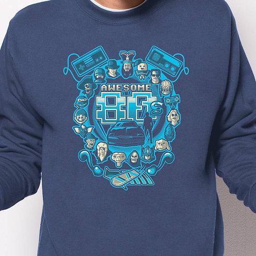 Awesome 80s (Sweatshirt | Unisex)