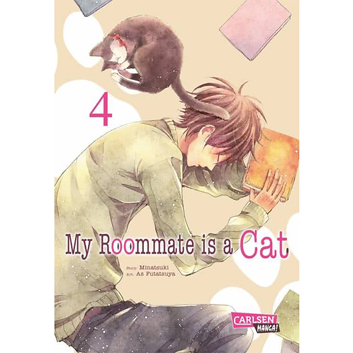 My Roommate is a Cat  - Band 04 (Manga | Carlsen)
