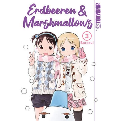 Erdbeeren & Marshmallows 2in1 - Band 3 (Manga | TokyoPop)