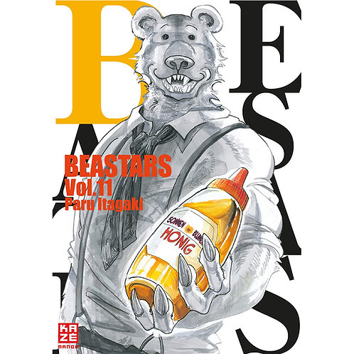 Beastars - Band 11 (Manga | Kazé)