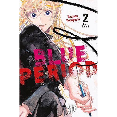 Blue Period - Band 2 (Manga | Manga Cult)