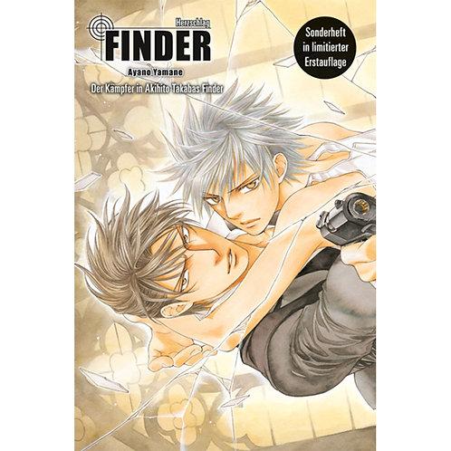 Finder - Herzschlag - Band 09 (mit Booklet) – Limited Edition (Manga | Tokyopop)