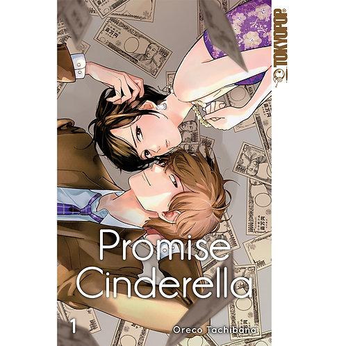 Promise Cinderella - Band 1 (Manga | Tokyopop)