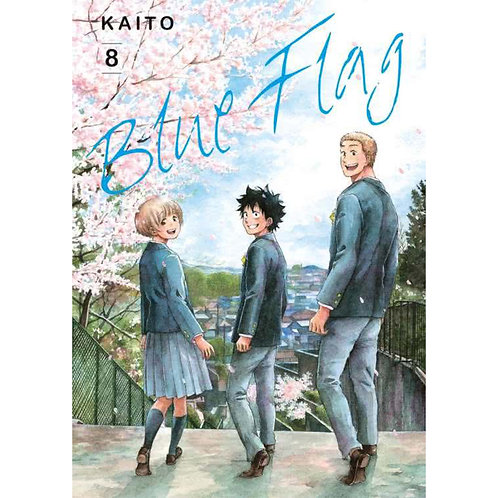 Blue Flag  - Band 8 (Manga | Carlsen Manga)