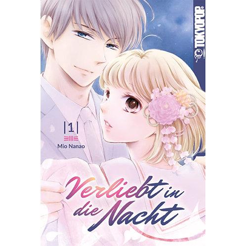 Verliebt in die Nacht - Band 1 (Manga | TokyoPop)