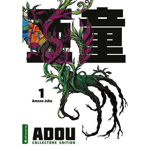 Adou Collectors Edition - Band 01 (Manga | altraverse)