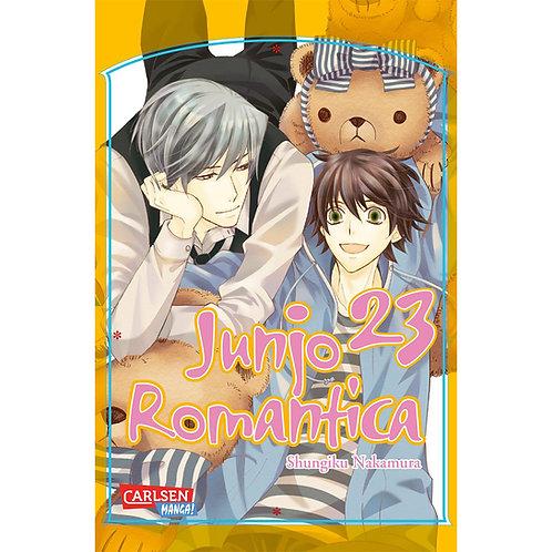 Junjo Romantica - Band 23 (Manga   Carlsen Manga)