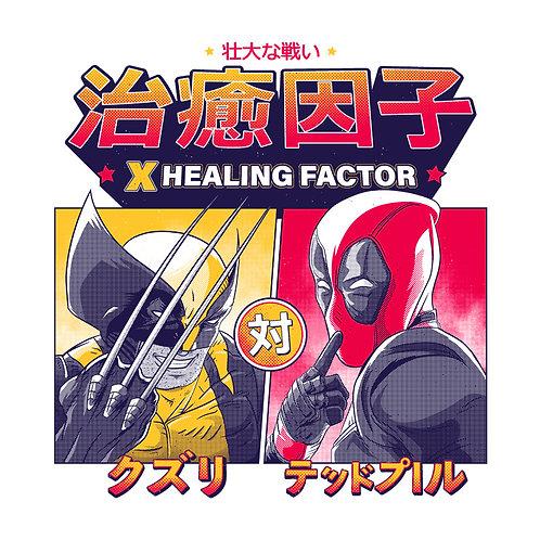 X Healing Factor (T-Shirt - Unisex S - 3XL)