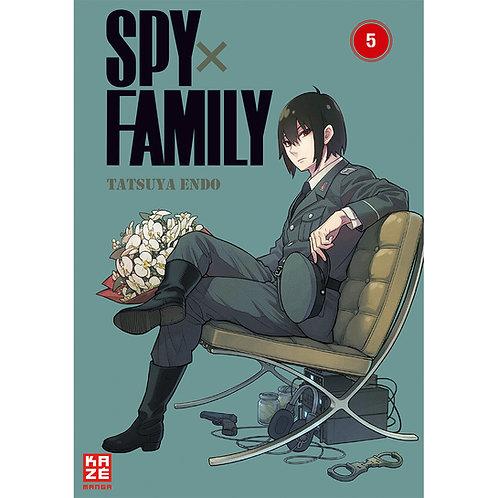 Spy x Family - Band 5 (Manga | Kaze)