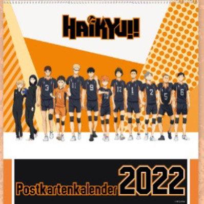 Haikyu!! - Kalender 2022