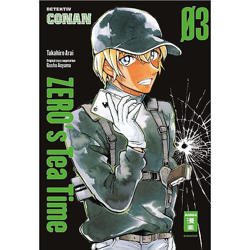 Zero's Teatime - Band 3 (Manga   Egmont Manga)