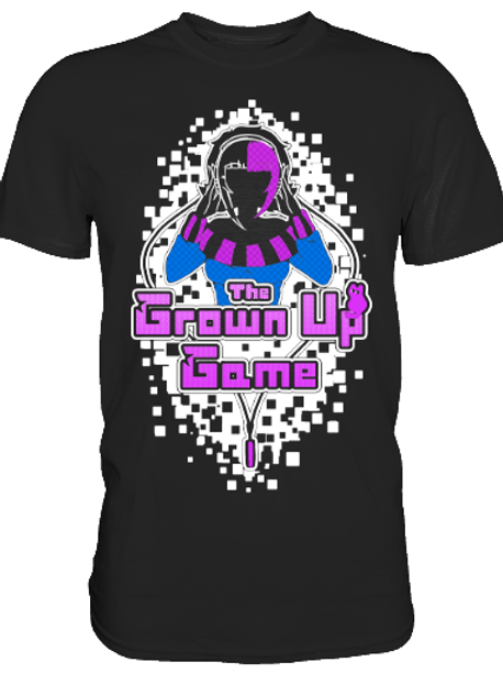 The Grown Up Game 2 - Chosen Vowels (T-Shirt - Unisex)