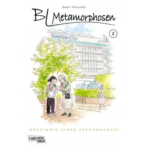 BL Metamorphosen - Geheimnis einer Freundschaft - Band 2 (Manga   Carlsen Manga)