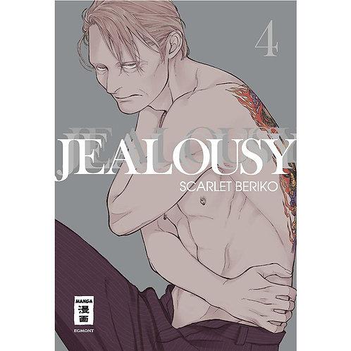 Jealousy - Band 4 (Manga   Egmont Manga)