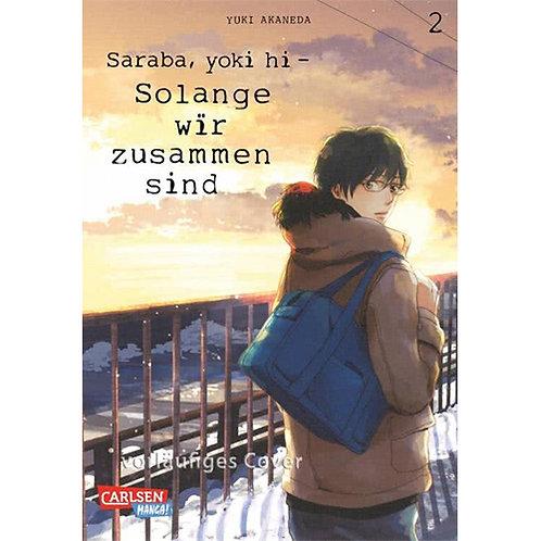Solange wir zusammen sind - Band 2 (Manga | Carlsen Manga)