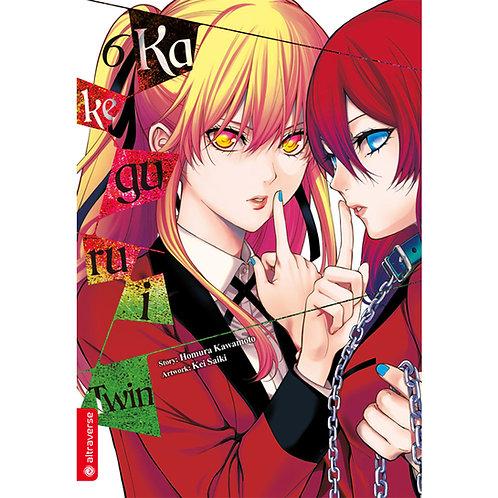 Kakegurui Twin - Band 06 (Manga   altraverse)
