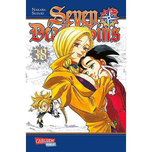 Seven Deadly Sins - Band 38 (Manga | Carlsen Manga)