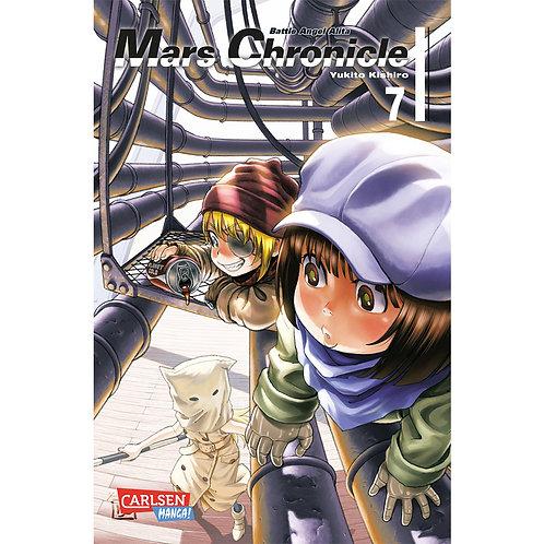 Battle Angel Alita - Mars Chronicle - Band 7 (Manga | Carlsen Manga)