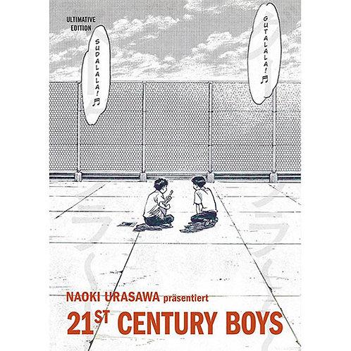21st Century Boys: Ultimative Edition - Band 1 (Manga | Panini Manga)