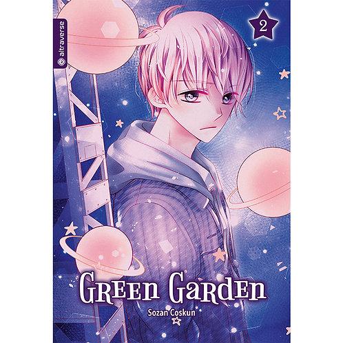 Green Garden - Band 02 (Manga   altraverse)