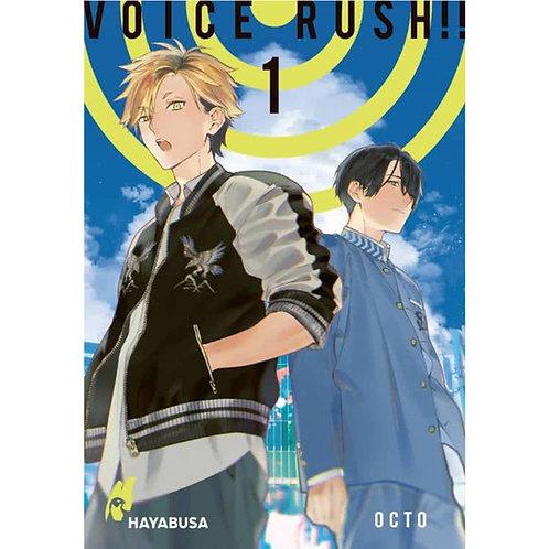 Voice Rush!! - Band 1 (Manga   Hayabusa)