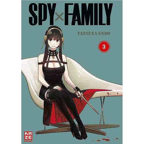 Spy x Family - Band 03 (Manga | Kazé)
