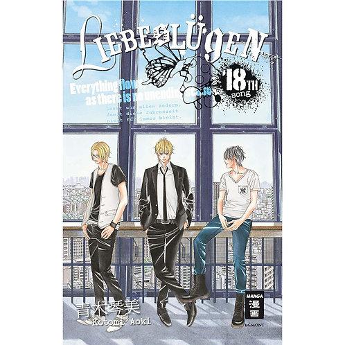 Liebeslügen - Band 18 (Manga | Egmont Manga)