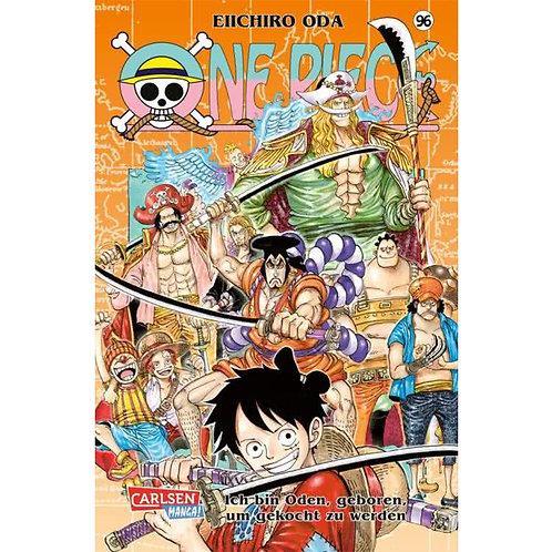 One Piece - Band 96 (Manga | Carlsen)