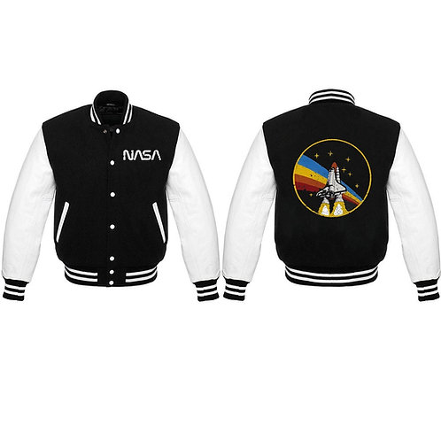 NASA - Rocket Circle Men (College Jacke)