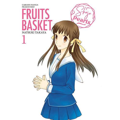 Fruits Basket Pearls - Band 1 (Manga   Carlsen Manga)