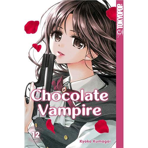 Chocolate Vampire - Band 12 (Manga | Tokyopop)