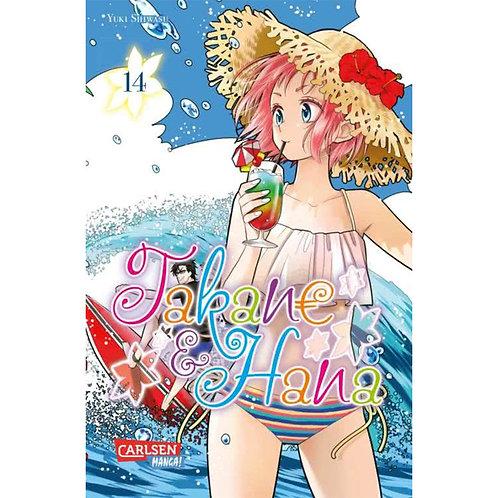 Takane & Hana -  Band 14 (Manga | Carlsen Manga)