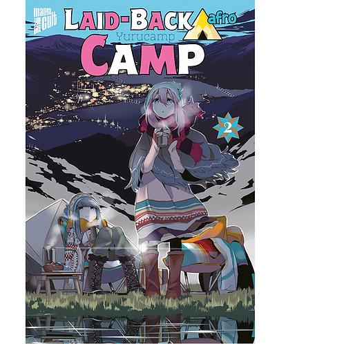 Laid-Back Camp - Band 2 (Manga | Manga Cult)