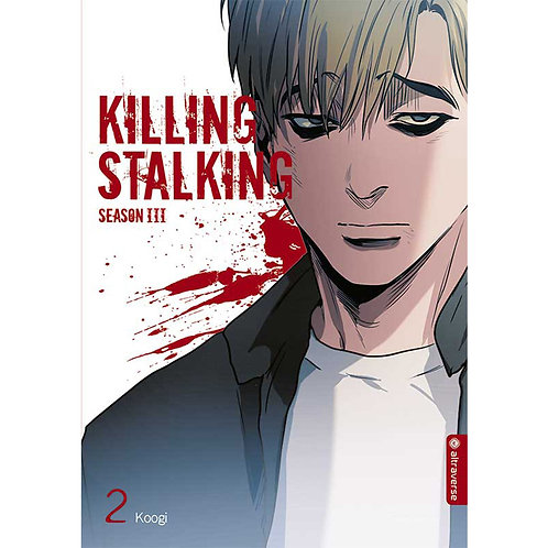 Killing Stalking - Season III - Band 02 (Manga   altraverse)