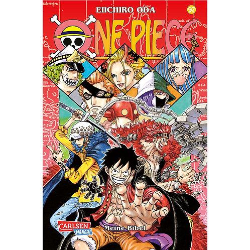 One Piece - Meine Bibel - Band 97 (Manga | Carlsen Manga)