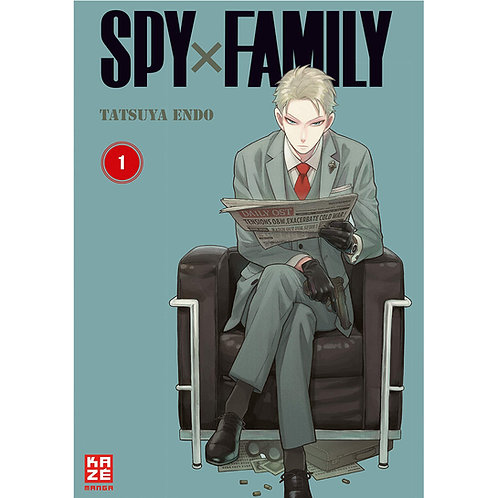 Spy x Family - Band 01 (Manga | Kazé)